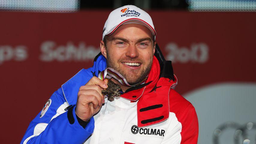 David Poisson, Ski-Sportler
