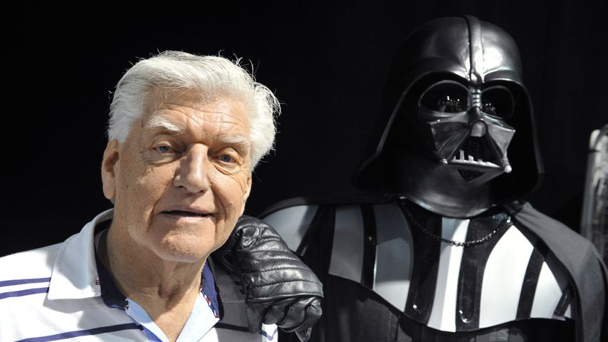Darth-Vader-Darsteller David Prowse stirbt mit 85 Jahren