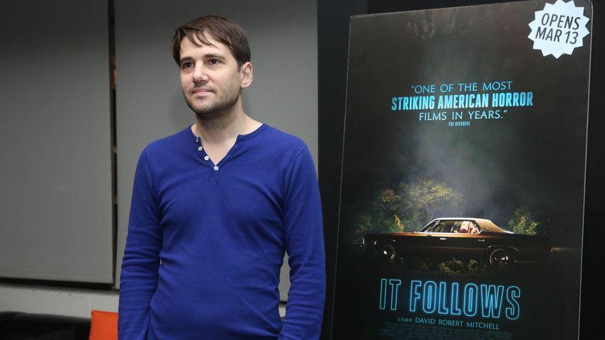 """David Robert Mitchell, Regisseur von """"It Follows"""""""