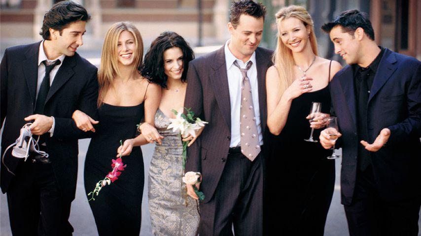"""Dieser """"Friends""""-Star hat eigene Serie nie im TV gesehen!"""