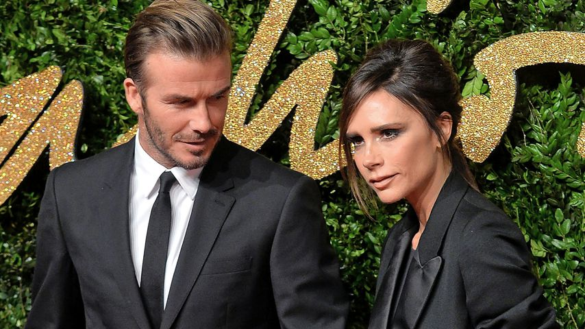 David Beckham genervt: Victoria nach Einbruch total panisch!