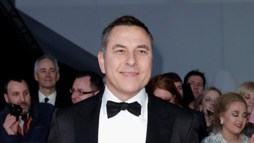 Comedian David Walliams bei den National Television Awards 2018