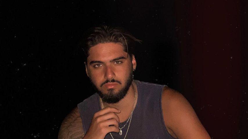 Davide Tolone im August 2020 in Italien