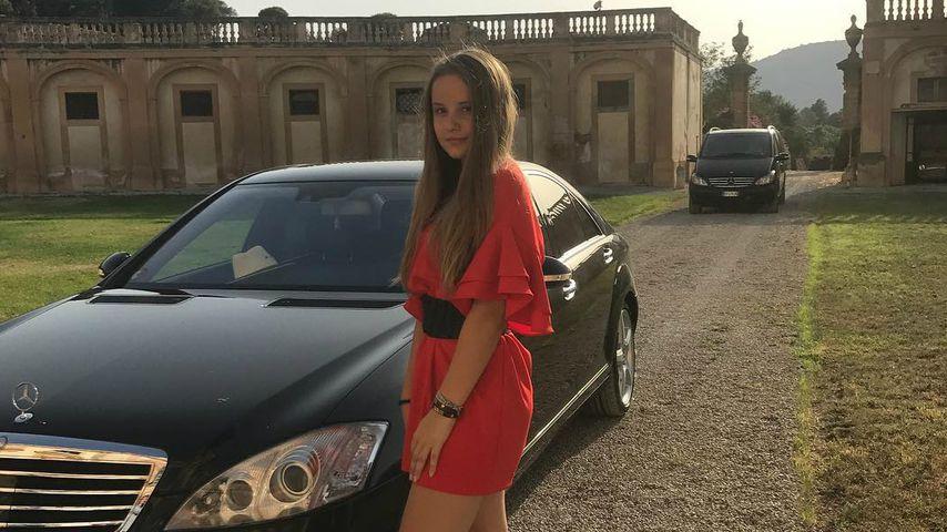 Ein Leben ohne Luxus ist für Davina Geiss unvorstellbar!