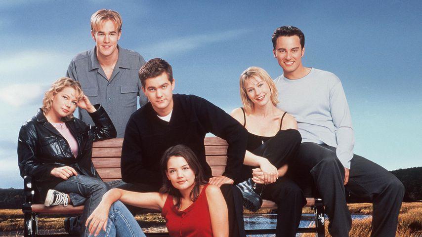 """Der """"Dawson's Creek""""-Cast"""