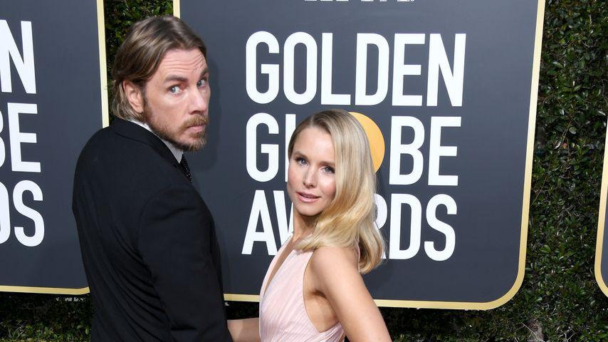 Dax Shepard und Kristen Bell 2019 in Beverly Hills