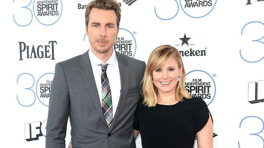 Nach Rückfall: Kristen Bell steht ihrem Mann Dax Shepard bei