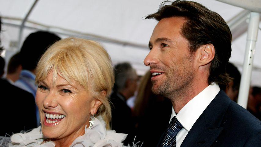 Deborah-Lee Furness und Hugh Jackman, Ehepaar