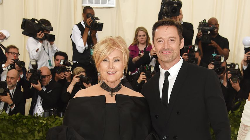 Deborra-Lee Furness und Hugh Jackman, Mai 2018