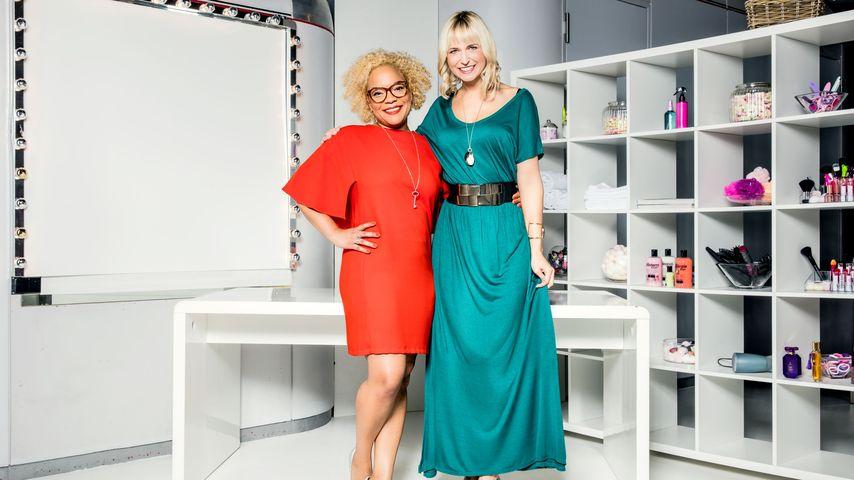 Liz Akuéson und Elena Meer