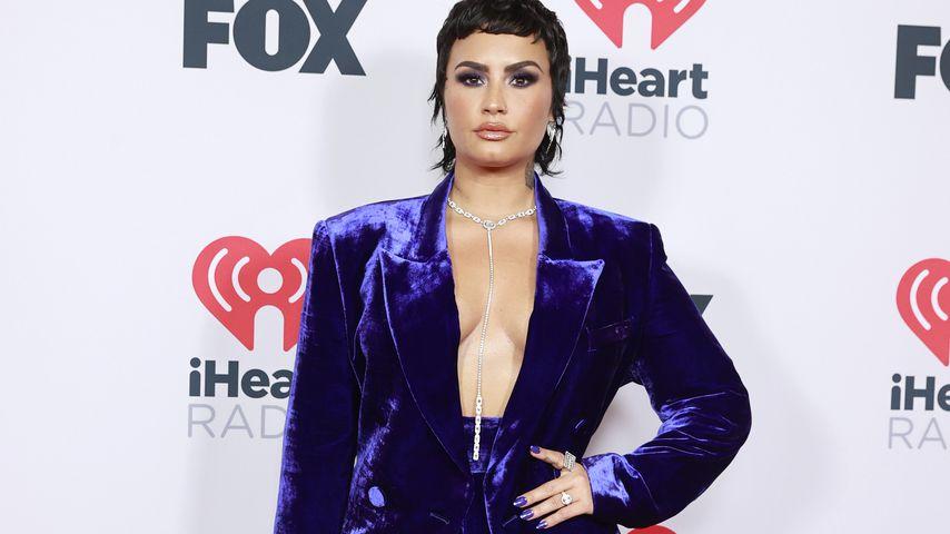 Wegen Patriarchat: Darum outete sich Demi Lovato erst jetzt