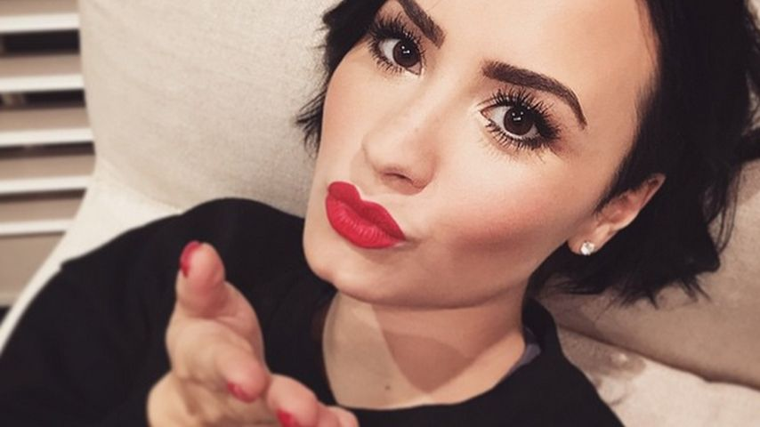 Entwarnung! Demi Lovato verlässt das Krankenhaus