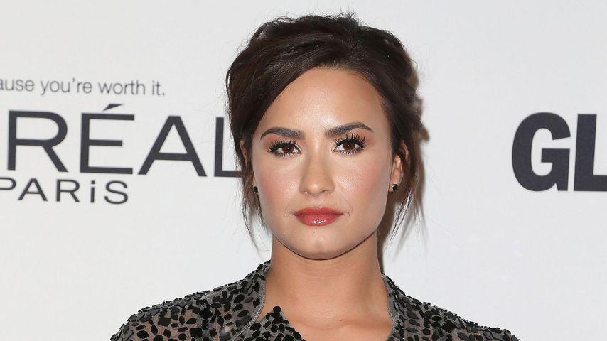 """Demi Lovato: """"Ich mag nicht immer, was ich im Spiegel sehe"""""""