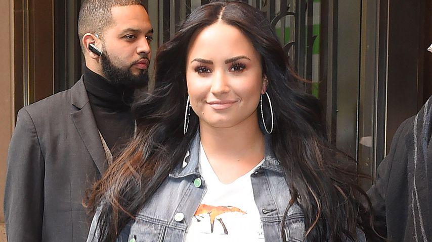 Nach erstem Statement: Mega-Star-Support für Demi Lovato