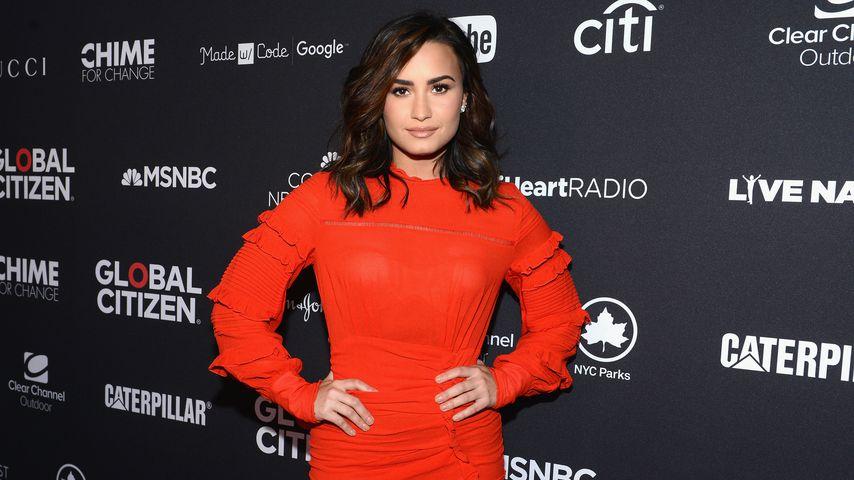 Ganz schön stark: Demi Lovato haut ihren neuen Lover um!