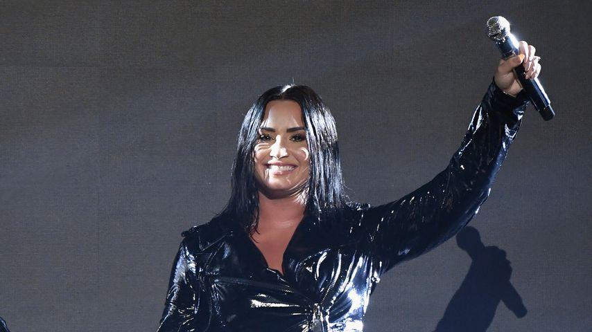 Demi Lovato bei den Billboard Music Awards 2018 in Las Vegas