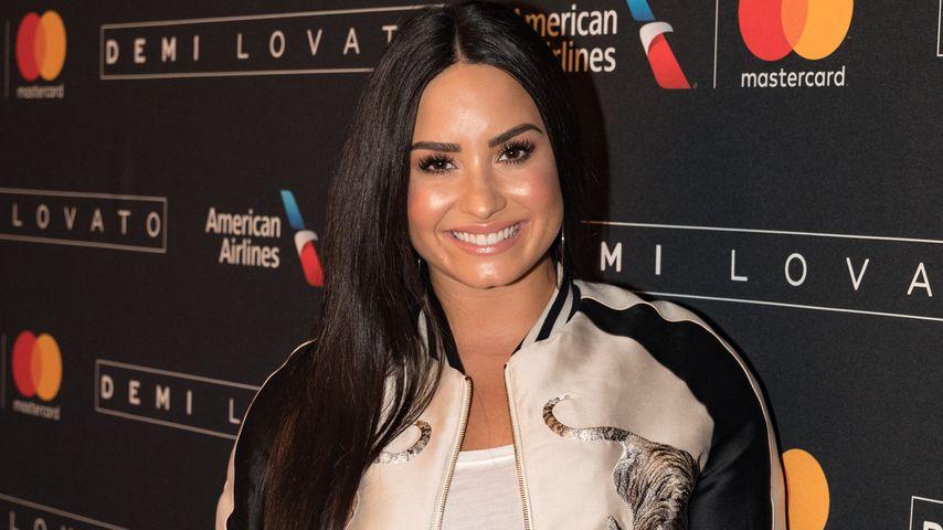 Demi Lovato blamiert sich vor Ex-N'Sync Sänger