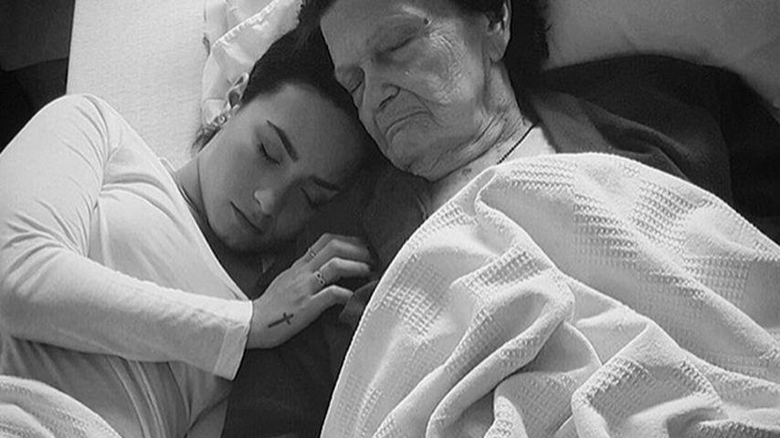 Demi Lovato: Bewegende Liebeserklärung an ihre Großmutter