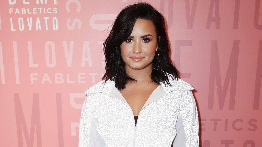 Demi Lovato im Mai 2018