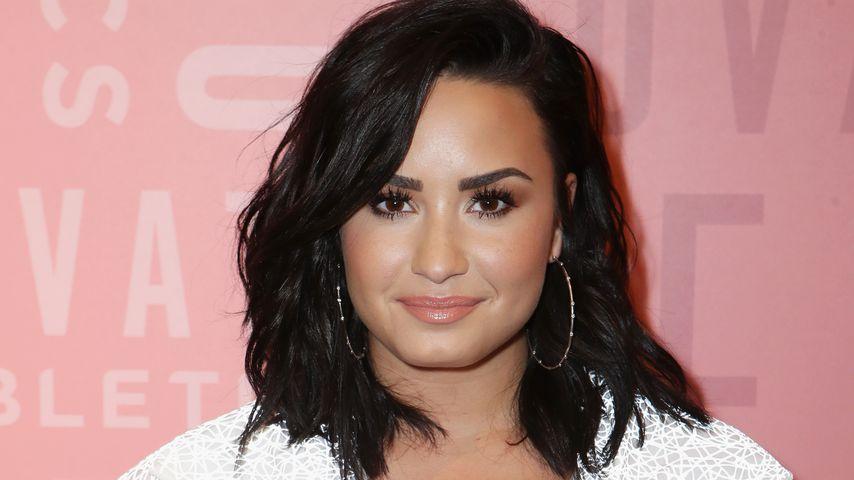 Demi Lovato im Mai 2018 in Kalifornien