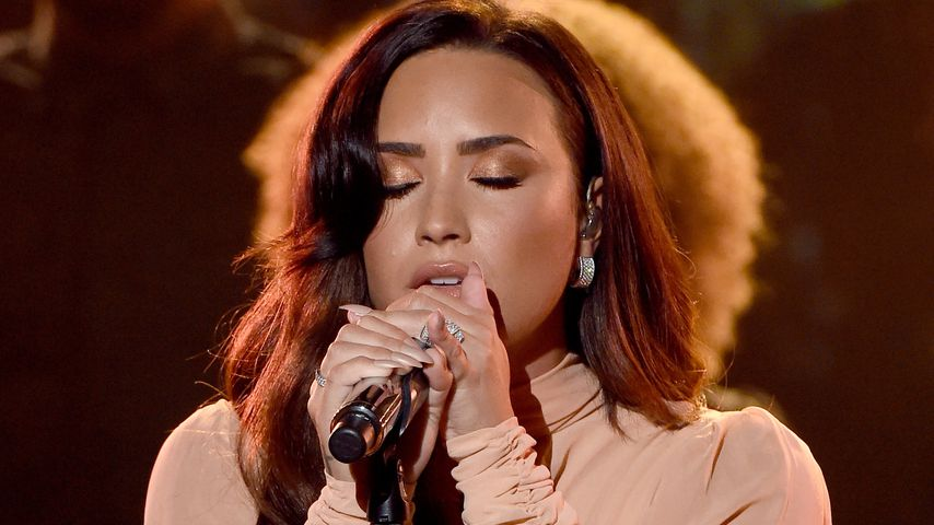"""Demi Lovato bei dem """"One Voice""""-Benefizkonzert"""