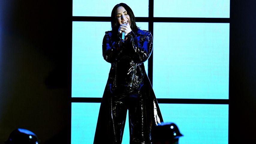 Demi Lovato bei den Billboard Music Awards 2018