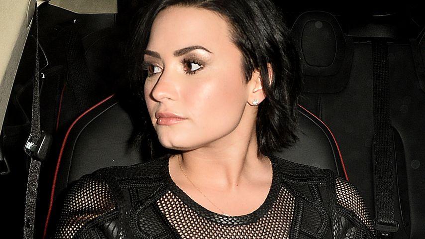 Demi Lovato: Der Tod ihres Vaters hat sie stark gemacht!
