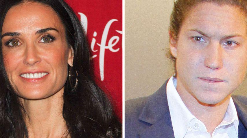 Demi Moore: Ihr neuer Toyboy ist 24 Jahre jünger!