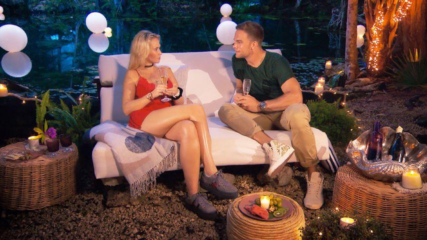 Bachelor-Girl Denise-Jessica zickt bei Date mit Basti Preuss