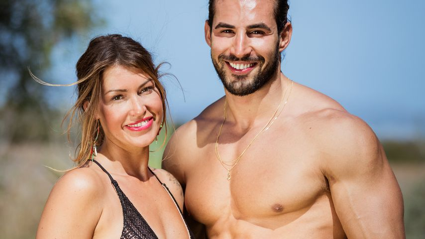 "Denise und Amin, ""Love Island""-Couple"
