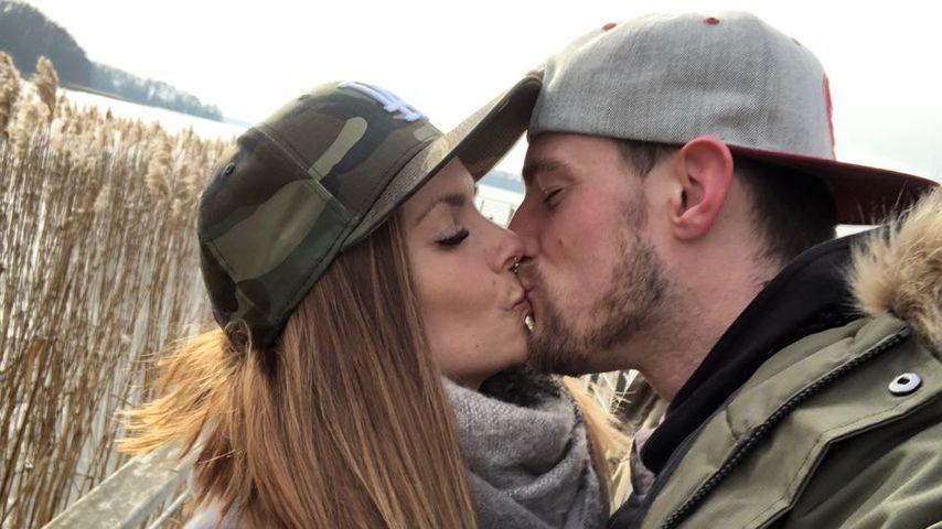 Trotz Krankenhaus: Denise & Pascal in den Flitterwochen!