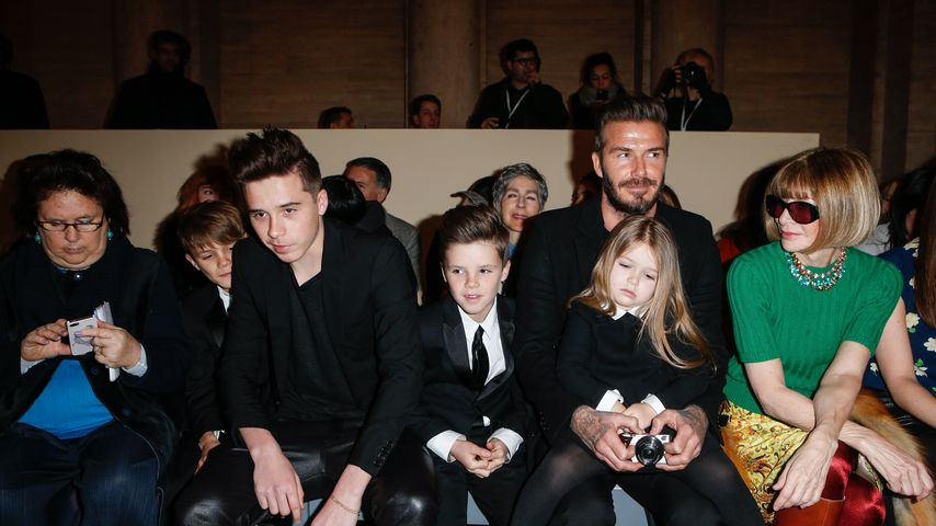 No Kids! Anna Wintour will Ruhe in der Front Row