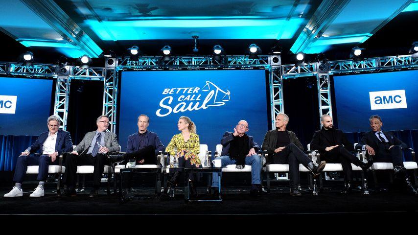 "Der ""Better Call Saul""-Cast in Pasadena, 2020"