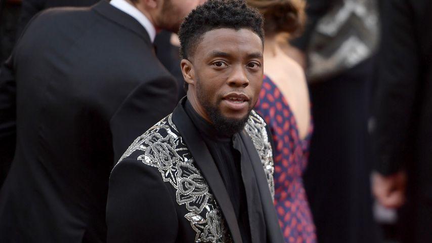 "Der ""Black Panther""-Star Chadwick Boseman"