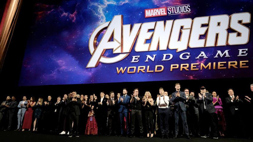 """Der Cast von """"Avengers: Endgame"""""""