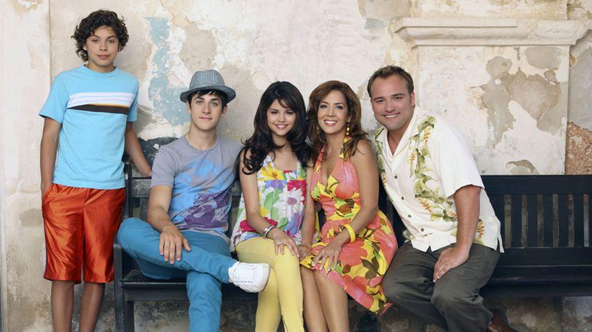 """Der Cast von """"Die Zauberer vom Waverly Place"""""""