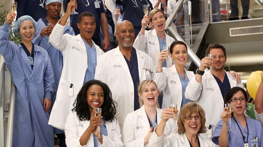 """""""Grey's Anatomy""""-Rekord: So lange lief noch keine Arztserie"""
