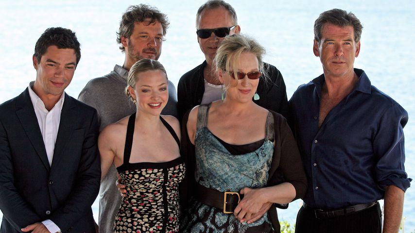 """Der Cast von """"Mamma Mia"""""""