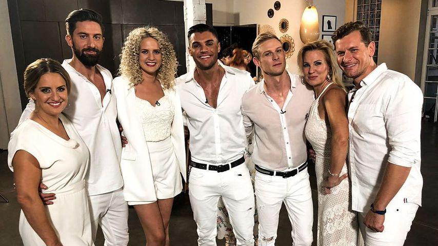 """Der Cast von """"Match! Promis auf Datingkurs"""""""