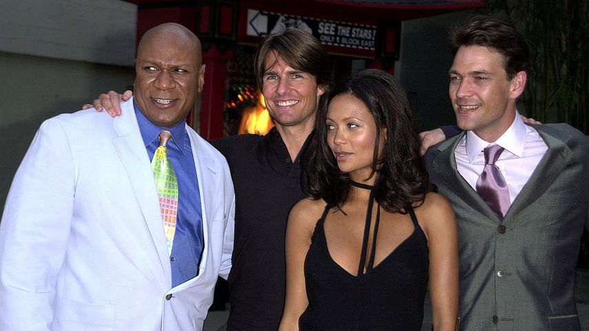 "Der Cast von ""Mission Impossible 2"", 2000"