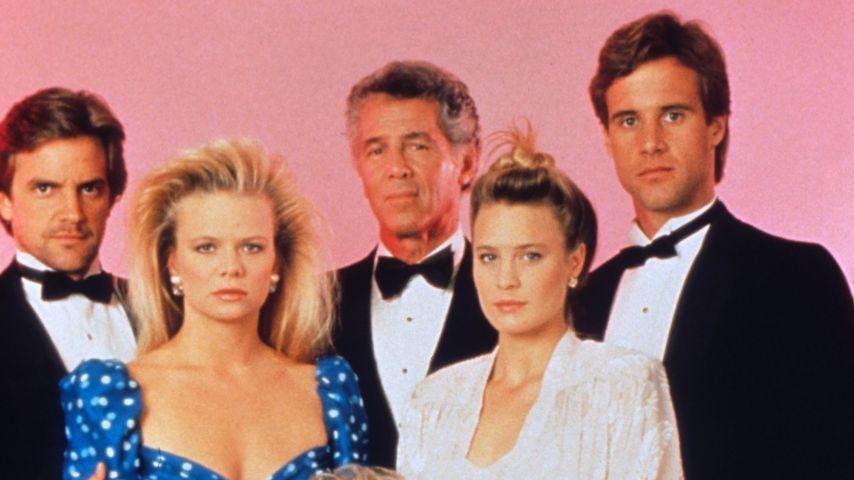"""Der Cast von """"Santa Barbara"""""""