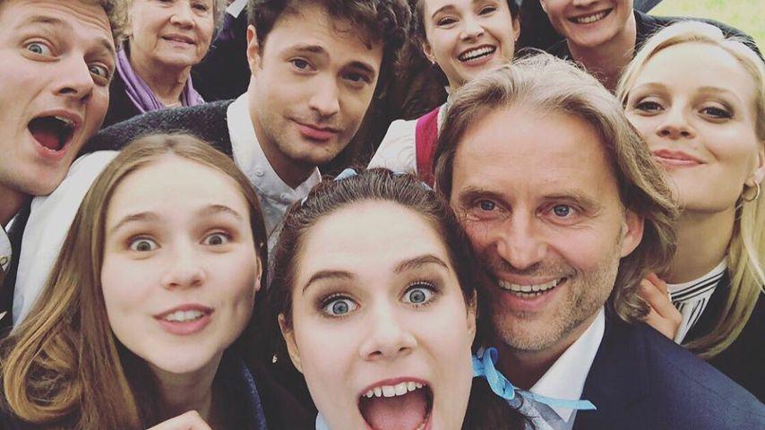 """Der Cast von """"Sturm der Liebe"""""""