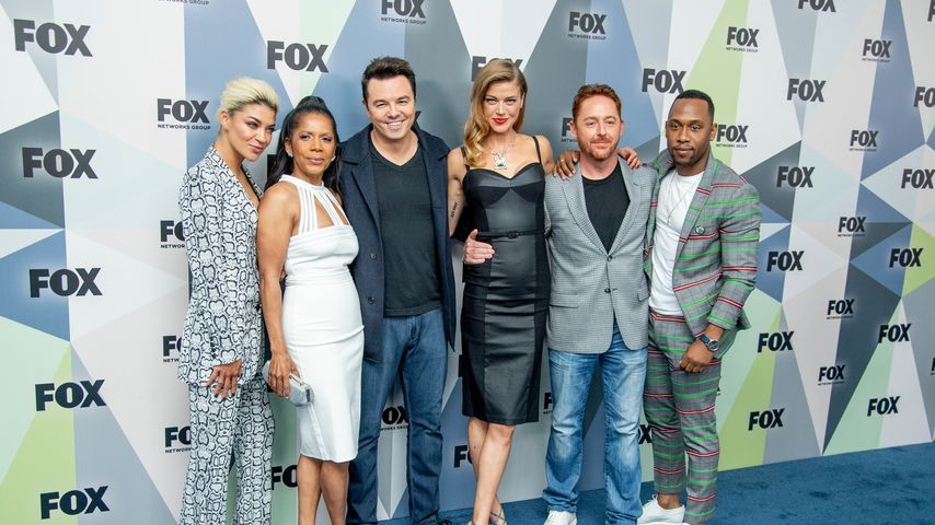 """Der Cast von """"The Orville"""""""
