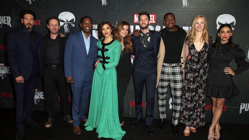 """Der Cast von """"The Punisher"""""""