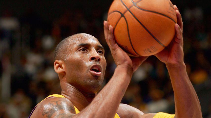 Der ehemalige Basketballer Kobe Bryant