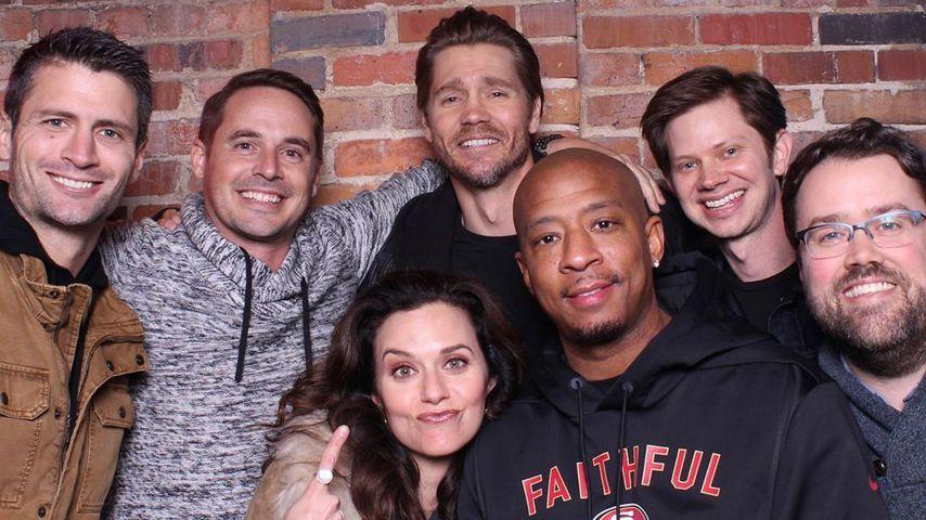 """Der ehemalige Cast der Serie """"One Tree Hill"""""""