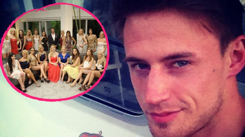 Fast-Bachelor Cedric: Ihm gefallen Leos Single-Girls nicht!