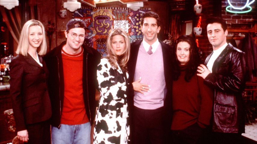 "Der ""Friends""-Cast"