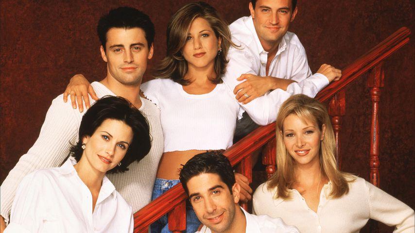 """Der """"Friends""""-Cast"""
