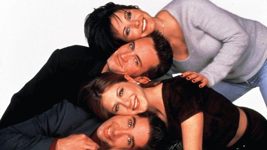 """Der Cast der Kultserie """"Friends"""""""